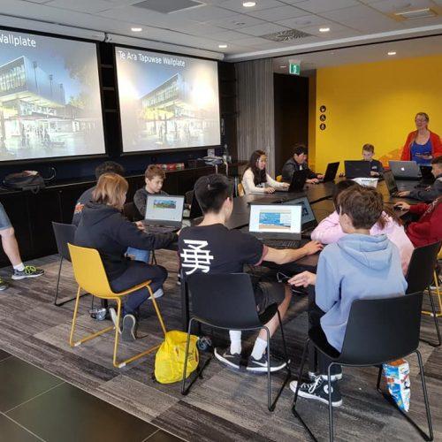Te Manawa Kids Game Workshop